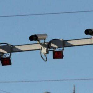 Дороги Киева оборудуют камерами, которые смогут видеть лицо водителя