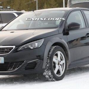 Peugeot готовит новый седан бизнес-класса