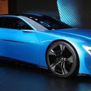 Peugeot показал гибридный концепт с автопилотом