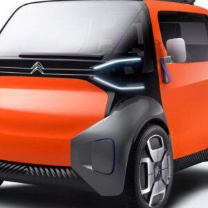 Невероятный концепт Citroen Ami One на Женевском автосалоне 2019