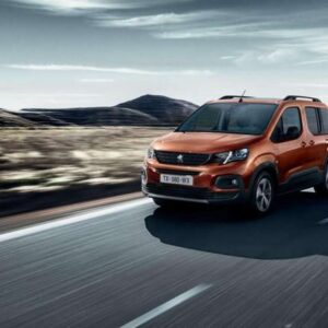Peugeot Rifter: претендент на звання Автомобіль Року в Україні 2020