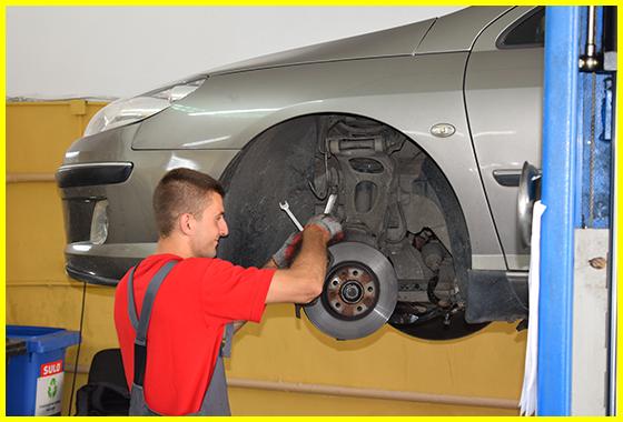 Діагностика, ремонт ходової та двигунів